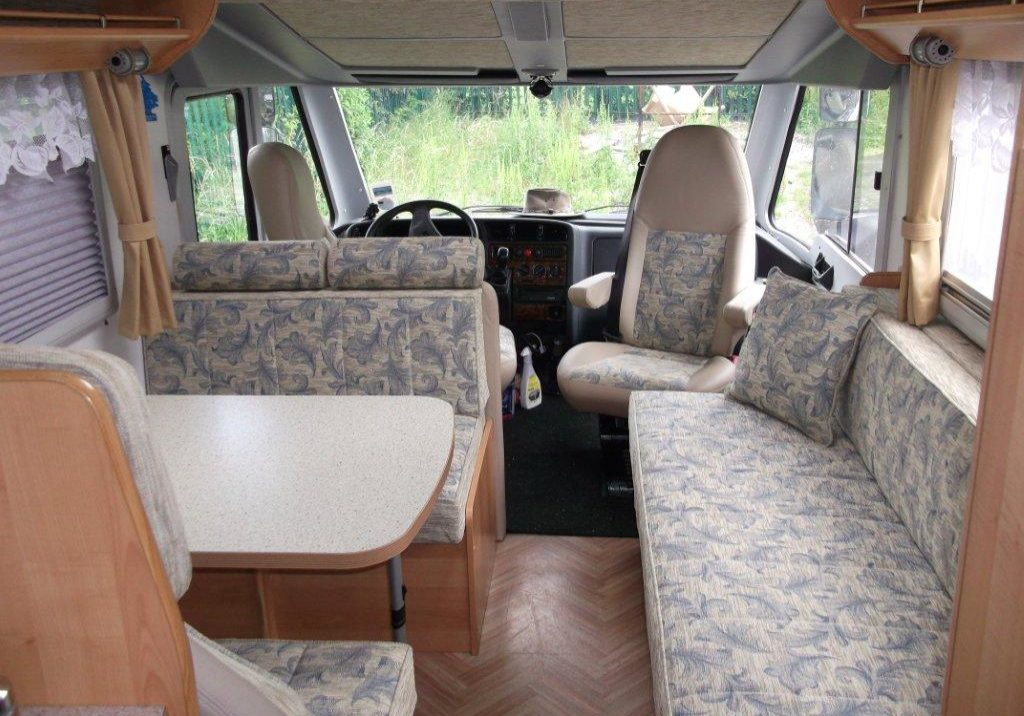 Motorhome Seating – Tockfield Quality Leisure Seating